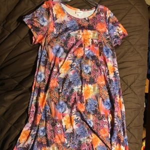Floral Carly Dress. EUC